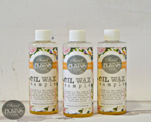Oil Wax- Clear- Sweet Pickins