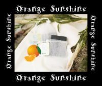 Suds Brush Soap- Orange Sunshine | Paint Pixie