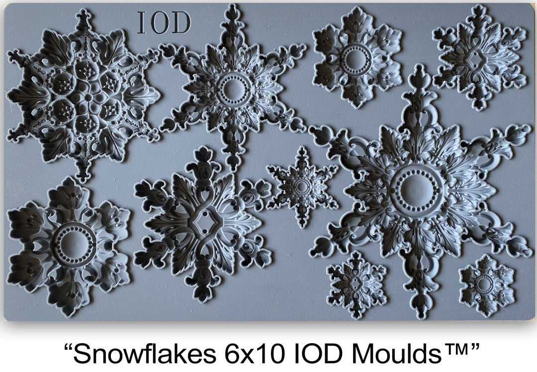 Snowflakes Mould