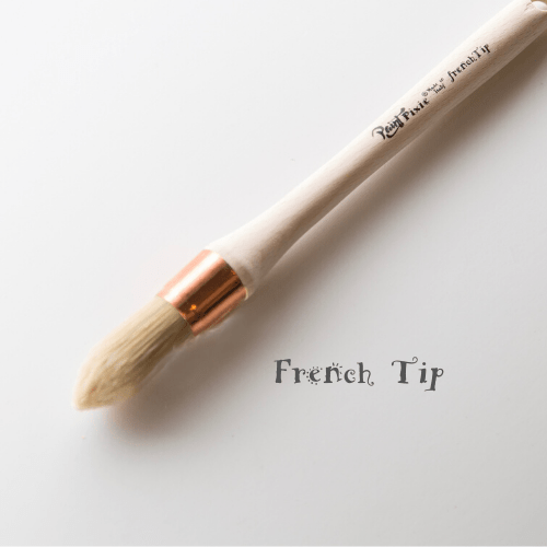 French Round/Tip #2 | Paint Pixie