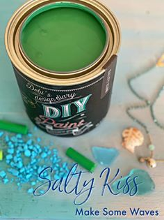 Salty Kiss- DIY Paint Co.