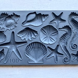 Sea Shells Decor Mould
