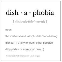 definition_dishphobia