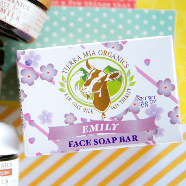 Emily Soap — Face Bar