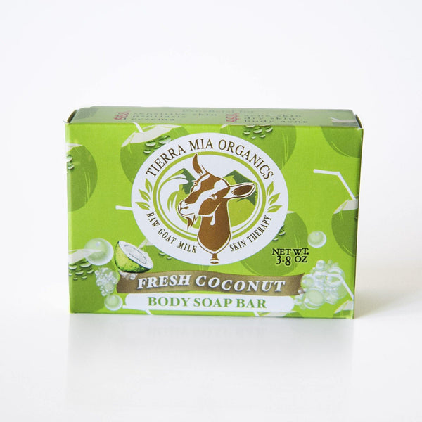 Fresh Coconut — Body Soap Bar