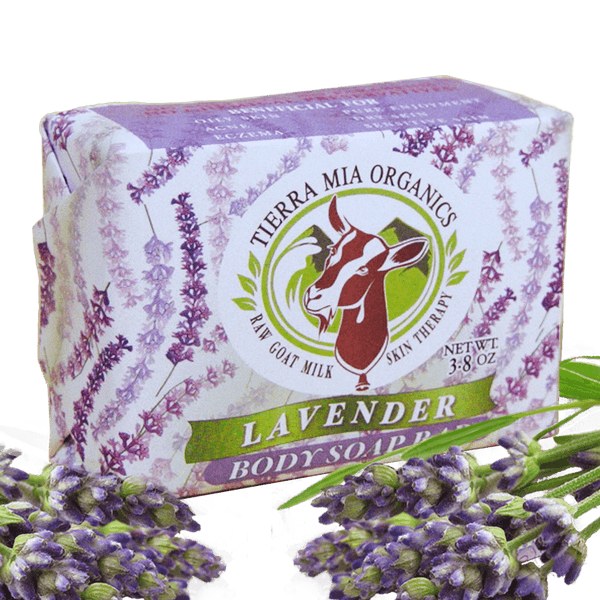 Lavender — Body Soap Bar