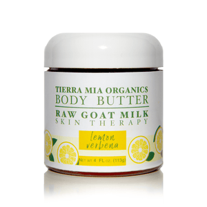 Body Butter Lemon Verbena