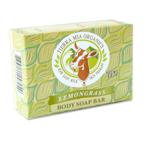 Lemongrass — Body Soap Bar