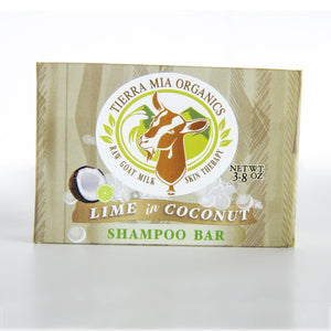 Lime in Coconut — Shampoo Bar