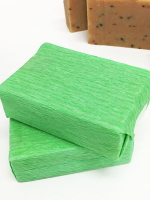 Peppermint Body Soap Bar