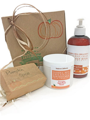 Pumpkin Spice Box Set