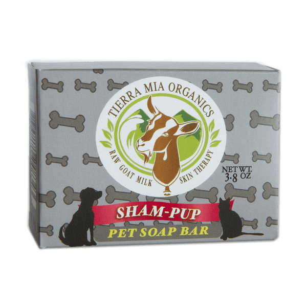 Sham-Pup — Pet Soap Bar