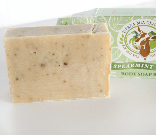Spearmint Sage — Body Soap Bar