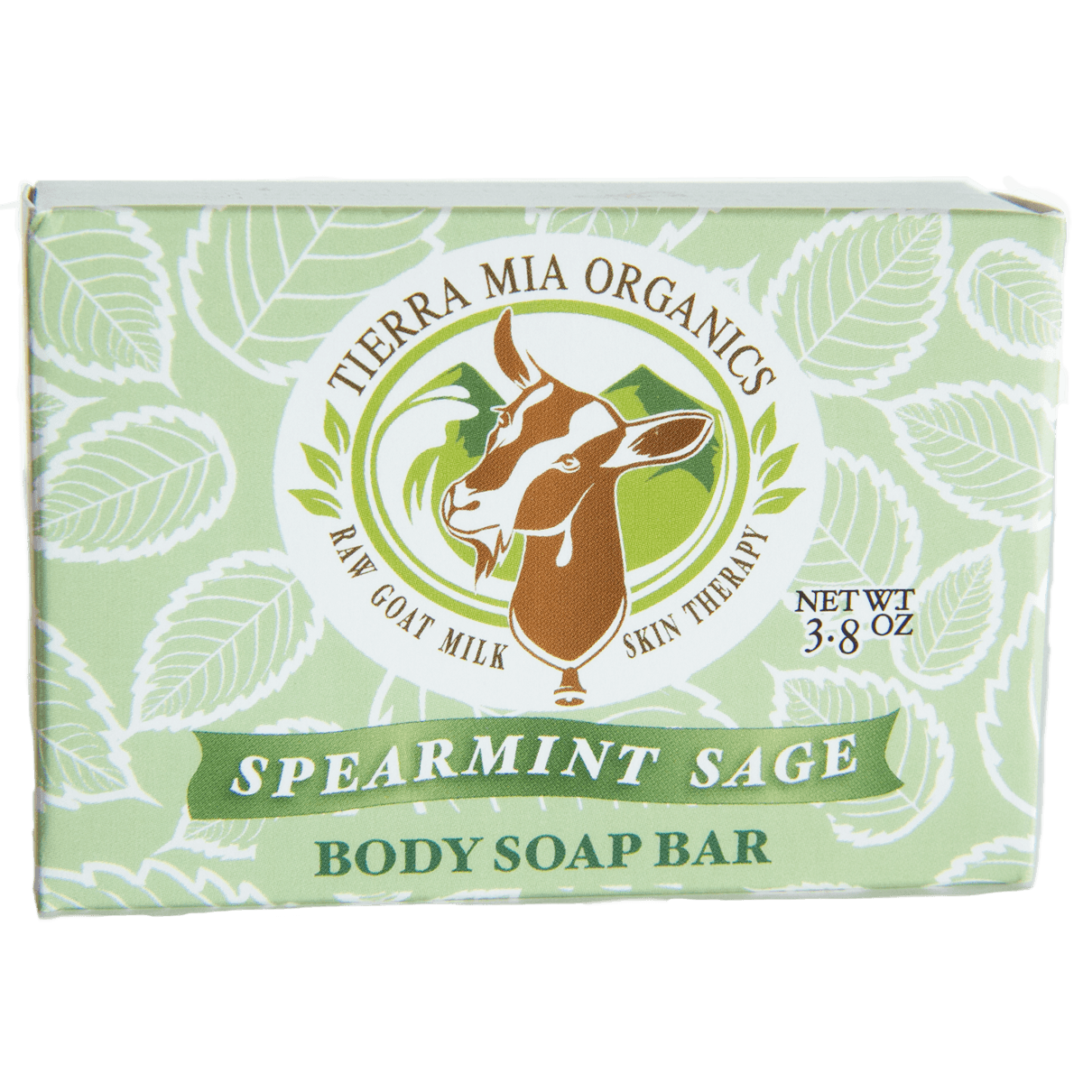 Spearmint_Sage_Body_Soap_Bar_Goat_Milk_Soap