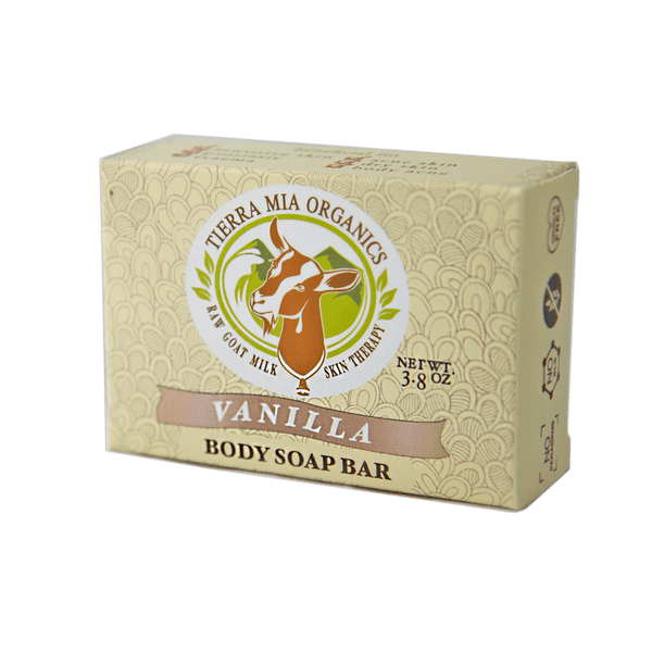 Vanilla — Body Soap Bar