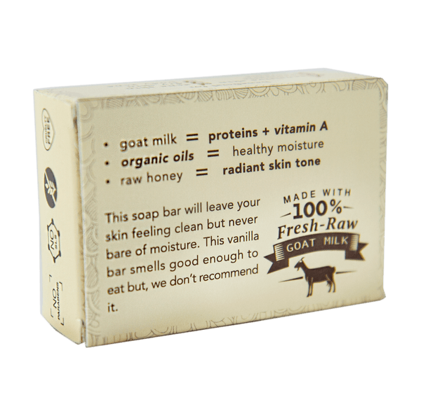 Vanilla - Body Soap Bar