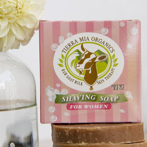 Ladies Moisture Rich Shave Soap Bar