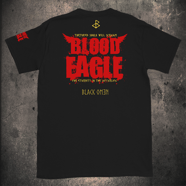 THE BLOOD EAGLE