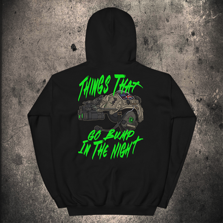 BUMP IN THE NIGHT HOODIE