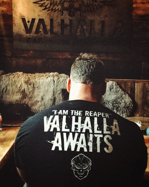"""VALHALLA AWAITS"""