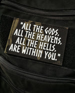 ALL THE GOD'S PATCH