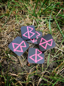 RAGNAR EYE PATCH / PINK