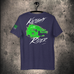 THE KNIGHT RIDER / Unisex T-Shirt / NVG / 3 Colourway Options
