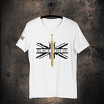 THE VICTORY SHIRT (White / Unisex)