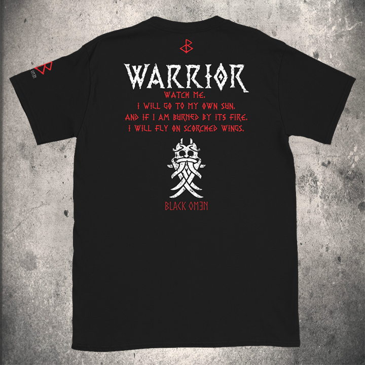 THE WARRIOR SHIRT