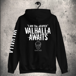 REAPER CREW HOODIE (Valhalla Sleeve Edition)