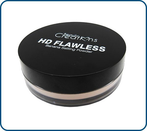 Beauty Creations HD Flawless Banana Powder