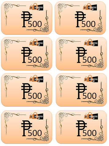 AssortedPH | Gift Card