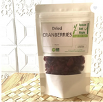 Spoon-Eat-Right DRIED CRANBERRIES 100g
