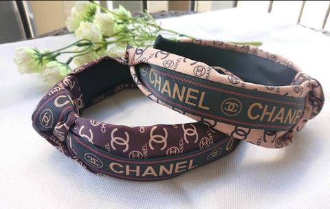BRANDED HAIRBAND
