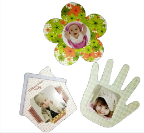 Cre8tive Hearts Magnetic Picture Frames