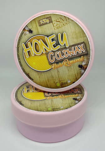 New Esme Cold Wax Honey