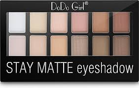 DODO GIRL Stay Matte EYESHADOW