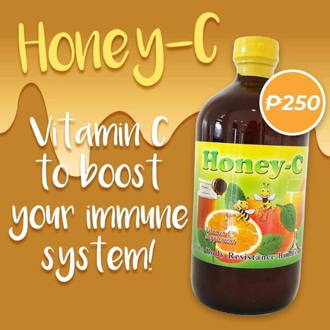 Honey C Vitamins 500ml
