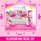 BRILLIANT SKIN REJUVENATING FACIAL SET