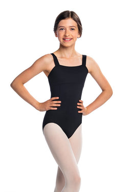 Ainsliewear 102G Child Square Neck Leotard