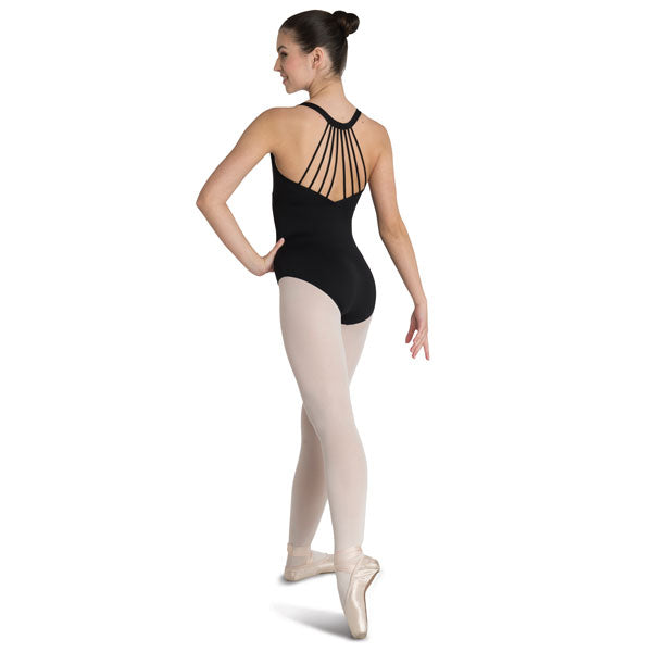 DSZ V-Back Multi Strap Leotard 2456A
