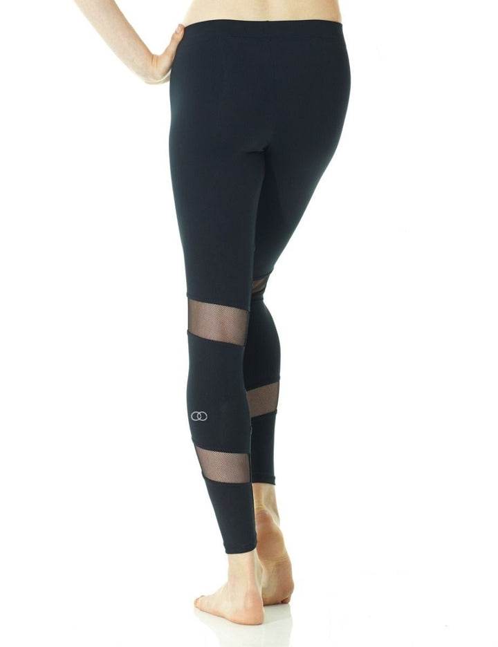 Mondor 3604 Child Athletica Mesh Legging