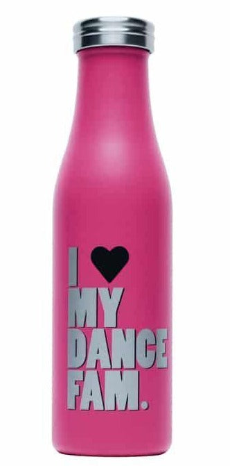 Sugar and Bruno D9683 Dance Fam Water Bottle