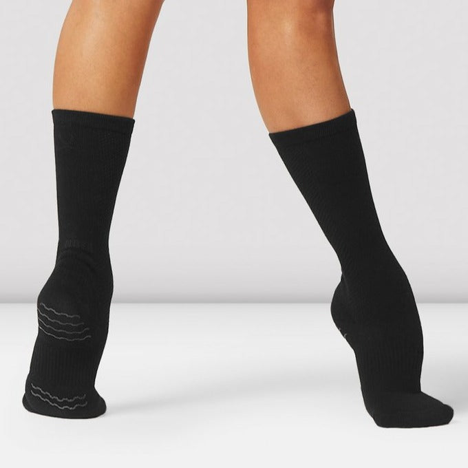 Bloch Sox A1000 Adult Dance Socks