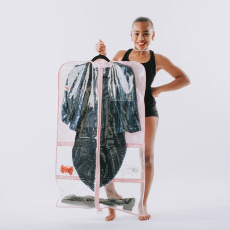 KBG DS0100 Clear Garment Bags