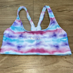 So Danca Child Tie Dye Bra Top F14347