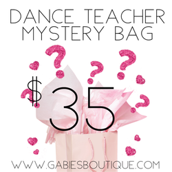Dance Teacher $35 Mystery Bag