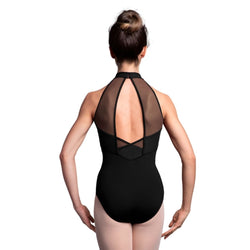 Bloch Adult Halter Weave Leotard L3135