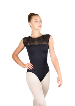 Ballet Rosa Chantilly Sweetheart Leotard