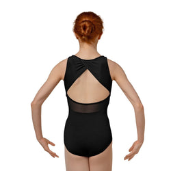 Bloch Adult Pleated Panel Leotard M3093L